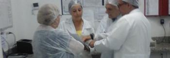 Grupo Rei do Milho recibió en noviembre de 2015, la visita de empresarios europeos en sus instalaciones