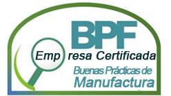 Compañía certificada